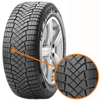 Автошина  Pirelli 94 W-Ice ZERO FRICTION 205/55R16